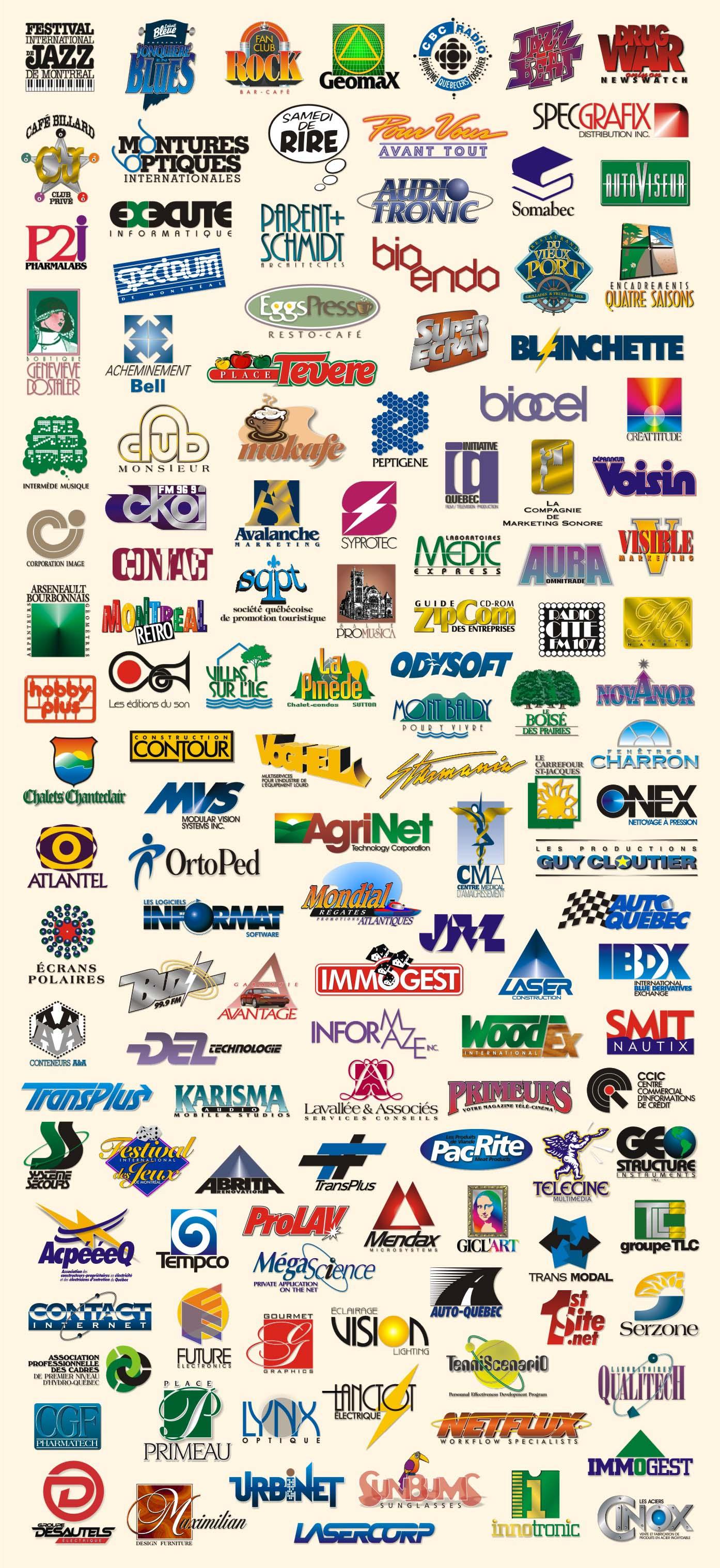 Votre image est le reflet de votre entreprise a good logo is worth a